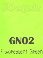 02 GN02 A54 Fluorescent Green